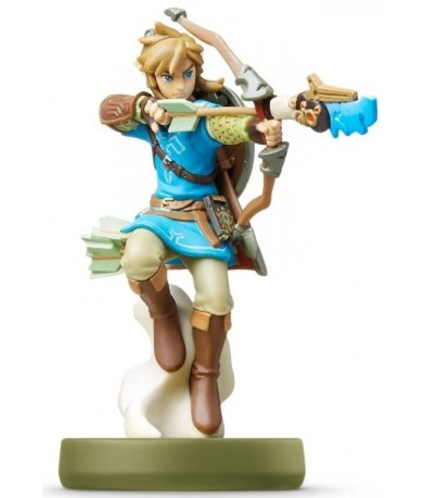 Фигурка Линк (лучник). The Legend of Zelda Collection (Link Archer Amiibo)