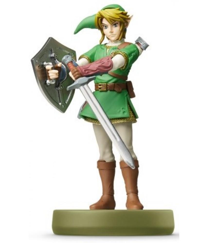 Фигурка Линк (Twilight Princess). The Legend of Zelda Collection (Link Twilight Princess Amiibo)