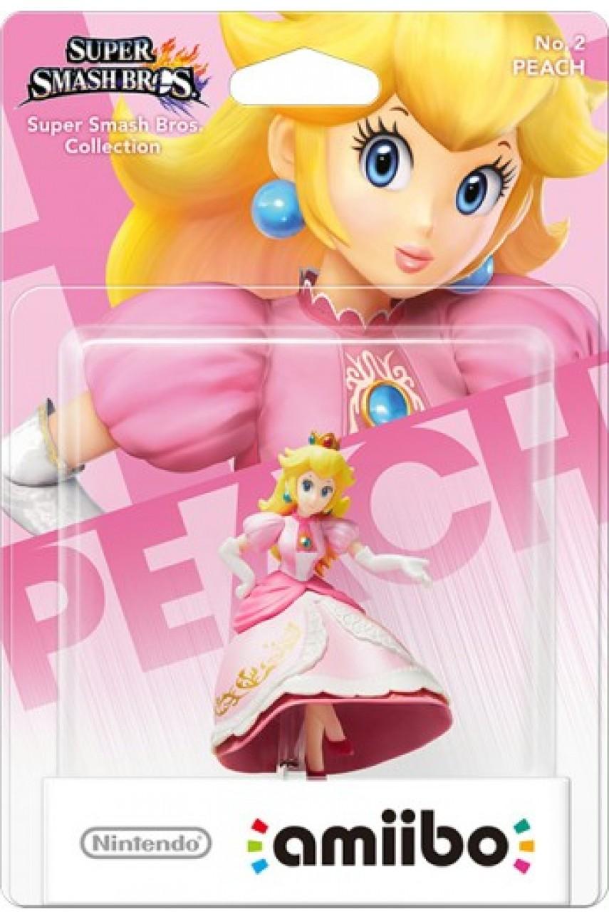 Amiibo фигурка Пич / Peach из коллекции Super Smash Bros