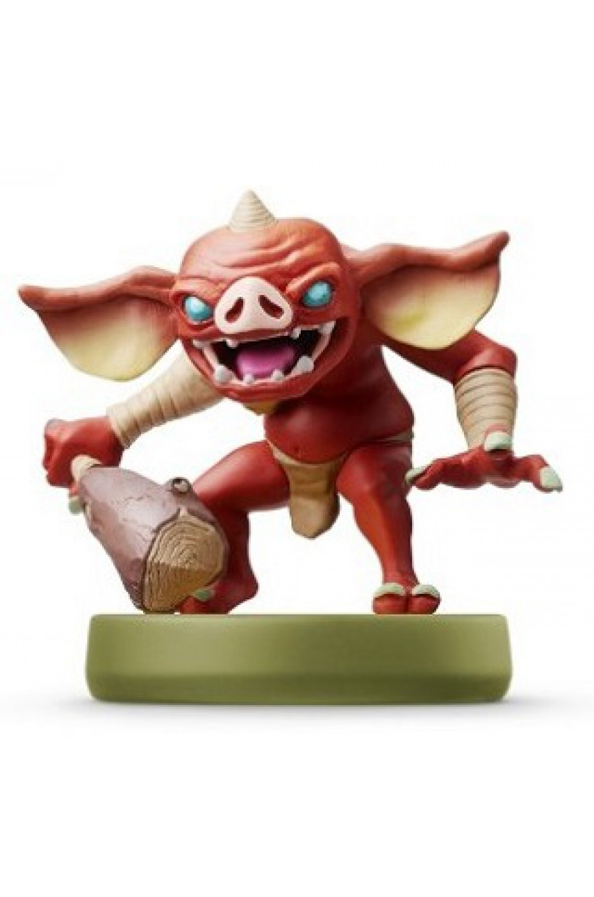 Фигурка Бокоблин. The Legend of Zelda Collection (Bokoblin Amiibo)