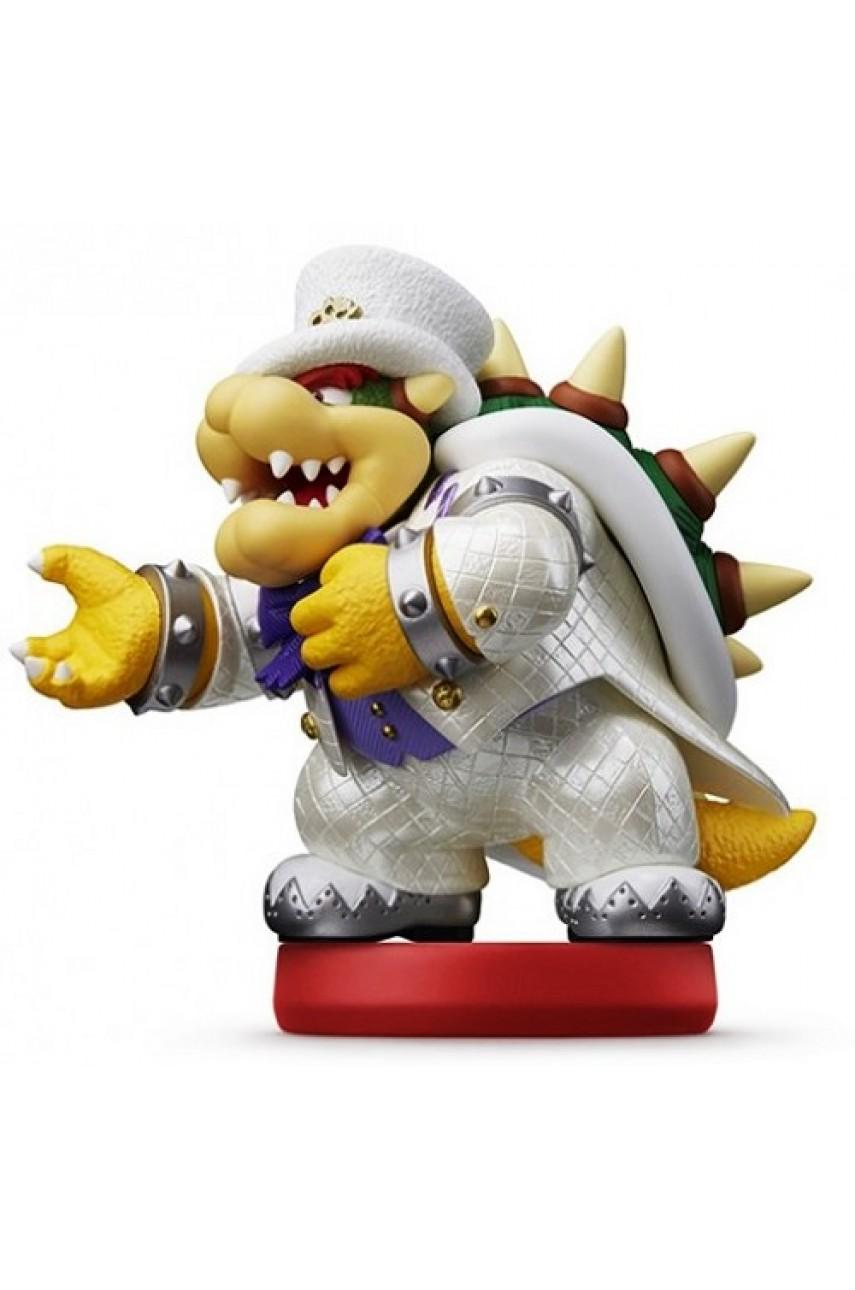 Фигурка Боузер На свадьбе. Super Mario Collection (Amiibo)