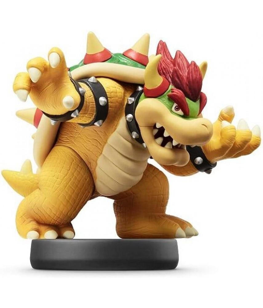 Фигурка Амибо Боузер/Bowser из коллекции Super Smash Bros (Amiibo)