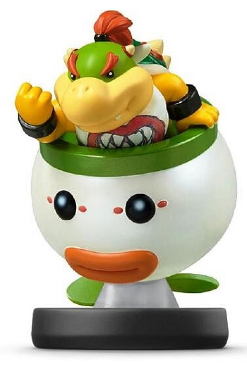 Фигурка Боузер-младший. Super Smash Bros. Collection (Bowser Junior Amiibo)