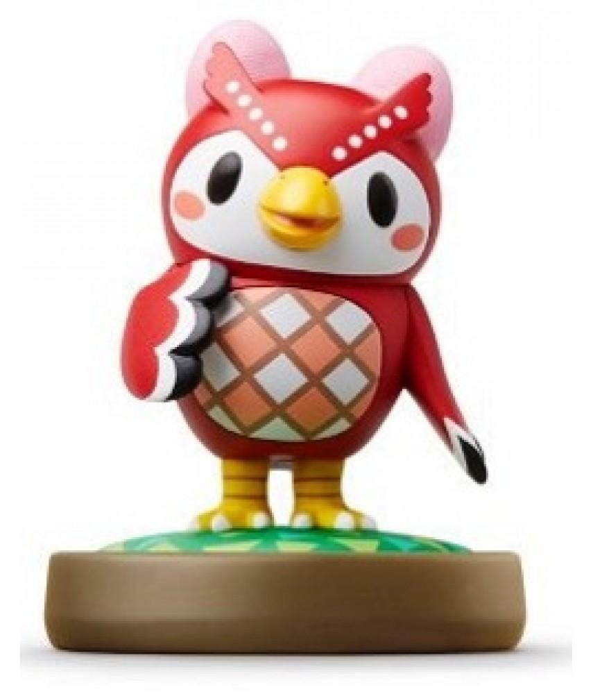 Фигурка Селеста. Animal Crossing Collection (Celeste Amiibo)