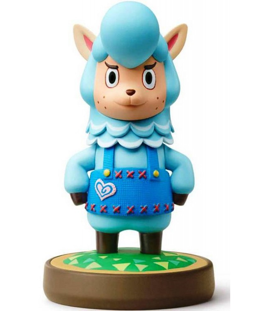 Фигурка Сайрус. Animal Crossing Collection (Cyrus Amiibo)