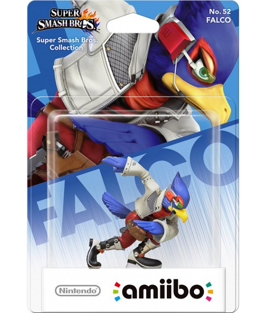 Фигурка Фалько. Super Smash Bros. Collection (Amiibo)