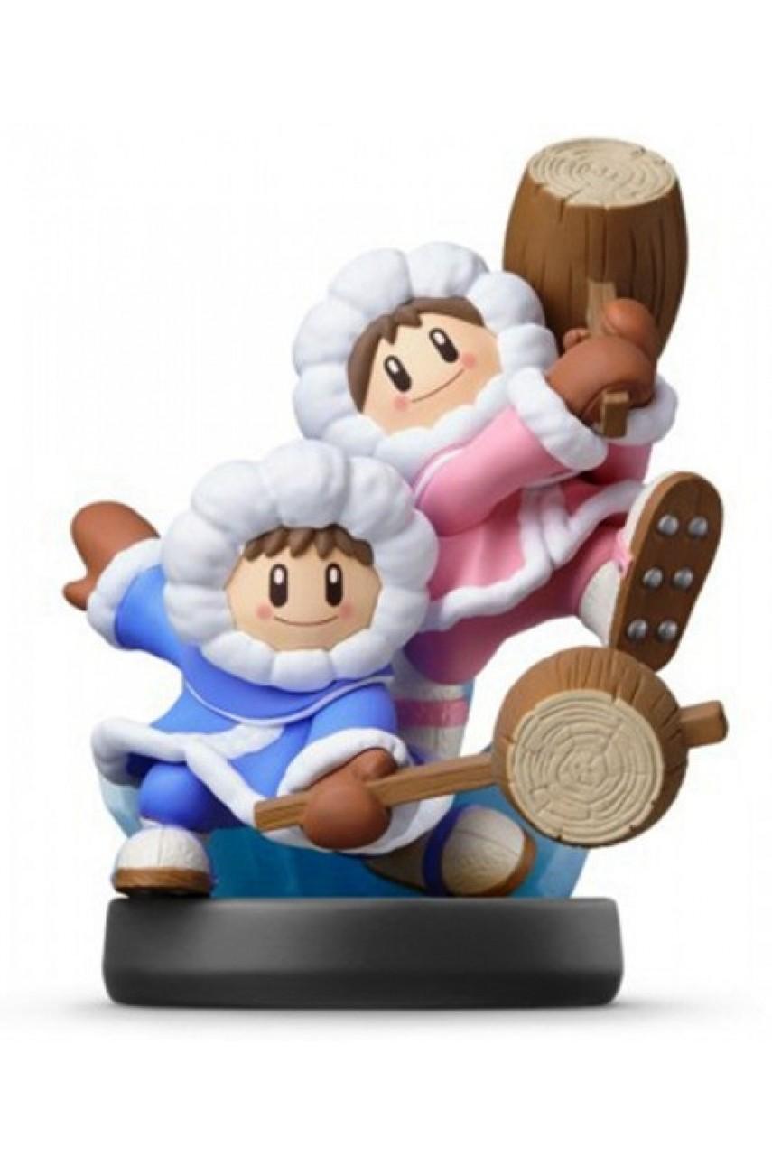 Фигурка Альпинисты. Super Smash Bros. Collection (Ice Climbers Amiibo)