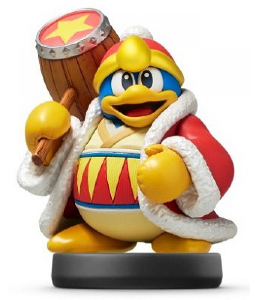 Фигурка Король Дидиди. Super Smash Bros. Collection (King Dedede Amiibo)