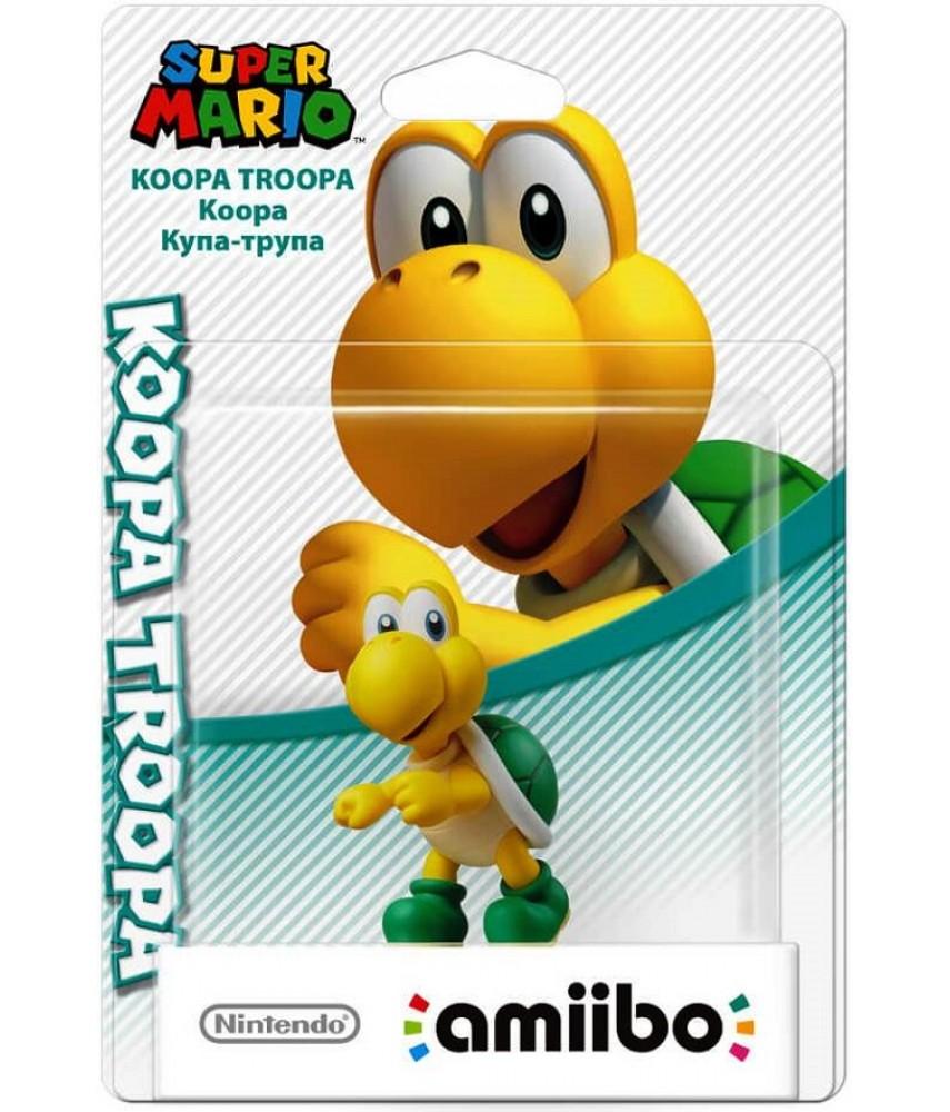 Фигурка Черепахи Купа-трупа. Super Mario Collection (Amiibo)