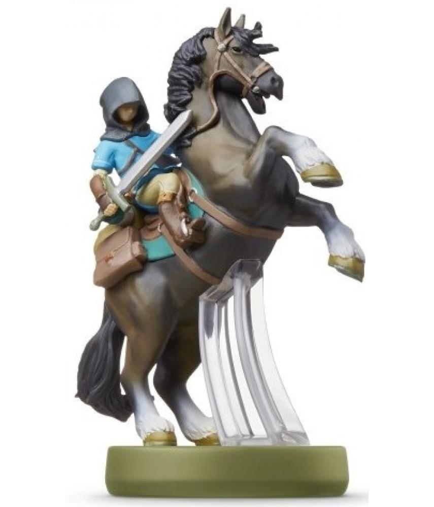 Фигурка Линк-всадник. The Legend of Zelda Collection (Link Rider Amiibo)