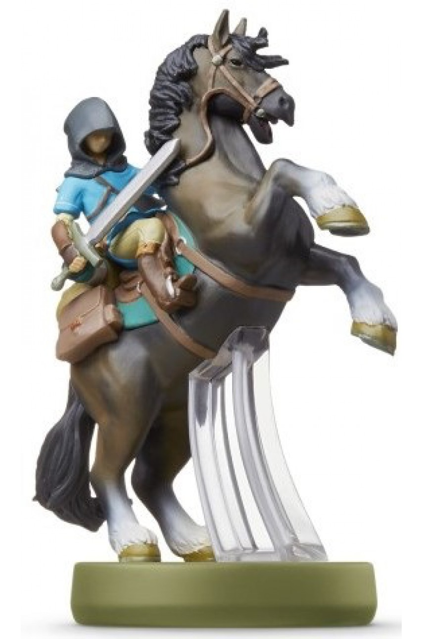 Фигурка Линк-всадник. The Legend of Zelda Collection (Link Rider Amiibo)