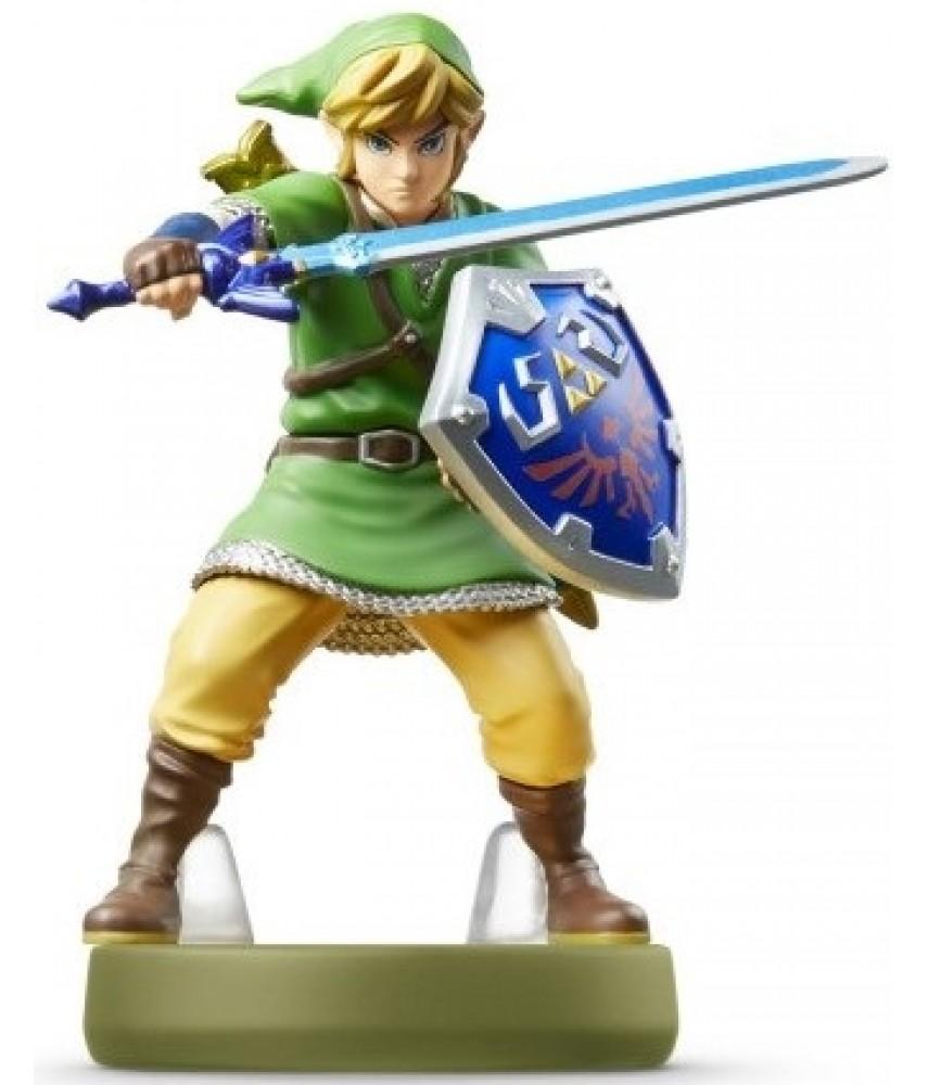 Фигурка Линк Небесный меч The Legend of Zelda Collection (Link Skyward Sword Amiibo)