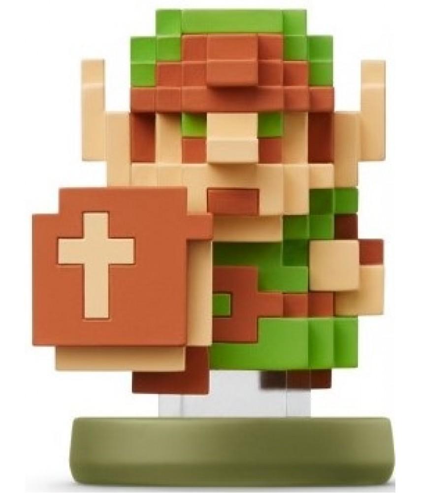 Фигурка Линк. The Legend of Zelda Collection (Link Amiibo) пиксель
