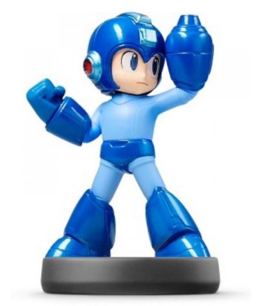 Фигурка Мегамен. Super Smash Bros. Collection (Mega Man Amiibo)
