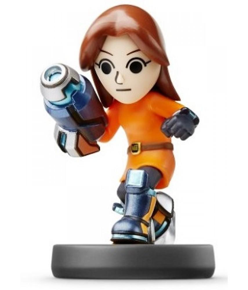 Фигурка Mii-стрелок. Super Smash Bros. Collection (Mii Gunner Amiibo)