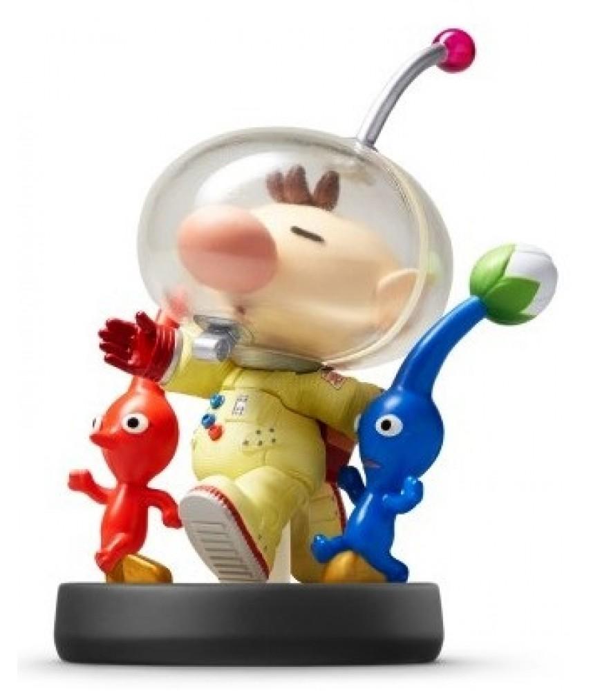 Фигурка Олимар. Super Smash Bros. Collection (Olimar Amiibo)