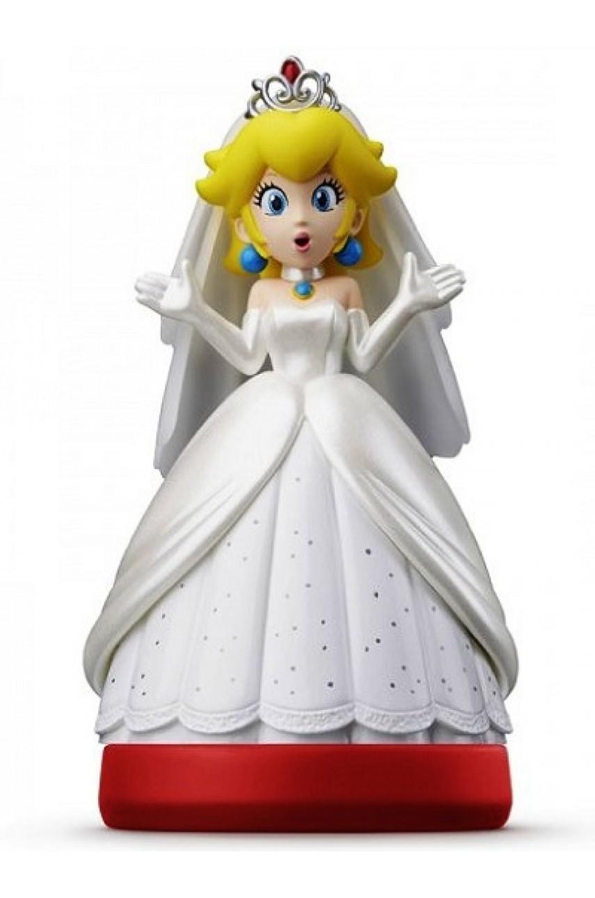 Фигурка Пич На свадьбе. Super Mario Collection (Amiibo)