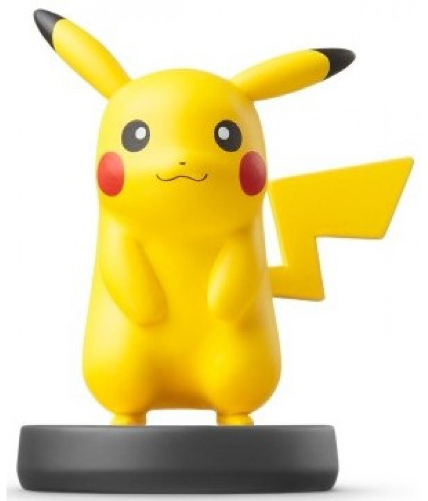 Фигурка Пикачу. Super Smash Bros. Collection (Pikachu Amiibo)