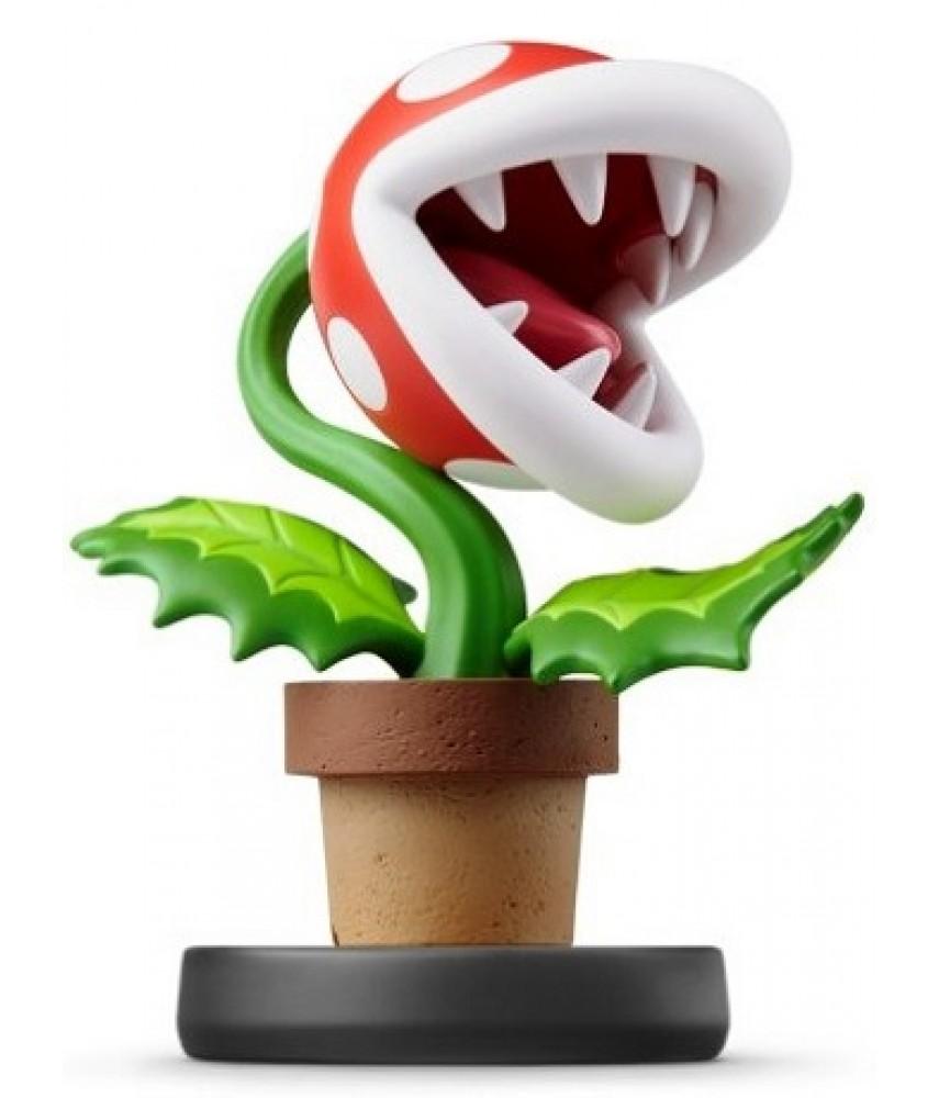 Фигурка Растение-пиранья. Super Smash Bros. Collection (Piranha Plant Amiibo)