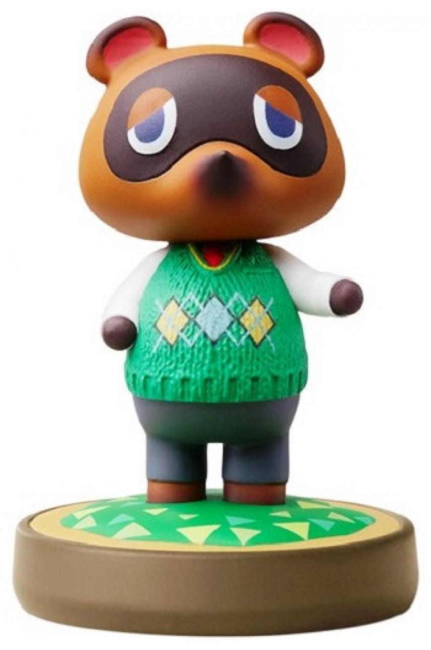 Фигурка Том Нук. Animal Crossing Collection (Tom Nook Amiibo)