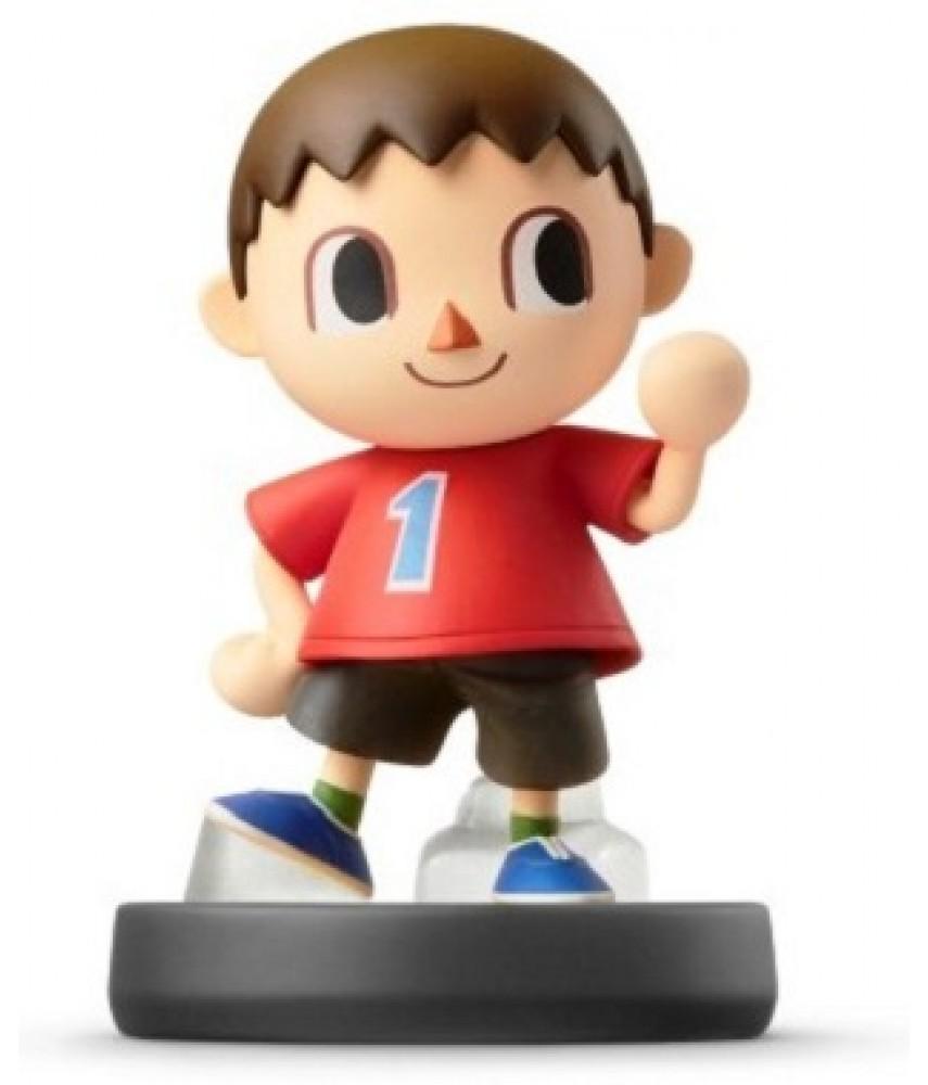 Фигурка Житель. Super Smash Bros. Collection (Villager Amiibo)