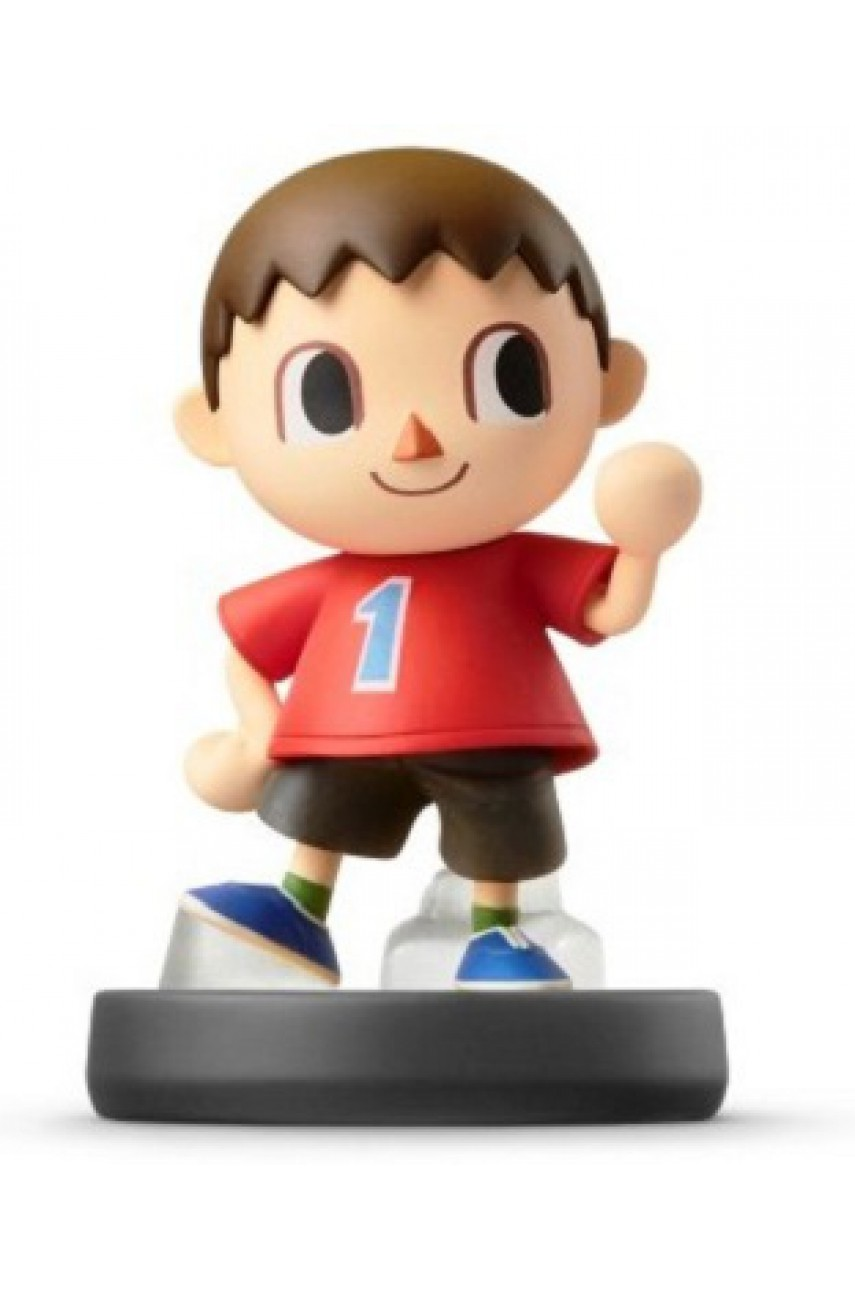 Фигурка Житель. Super Smash Bros. Collection (Villager Amiibo)