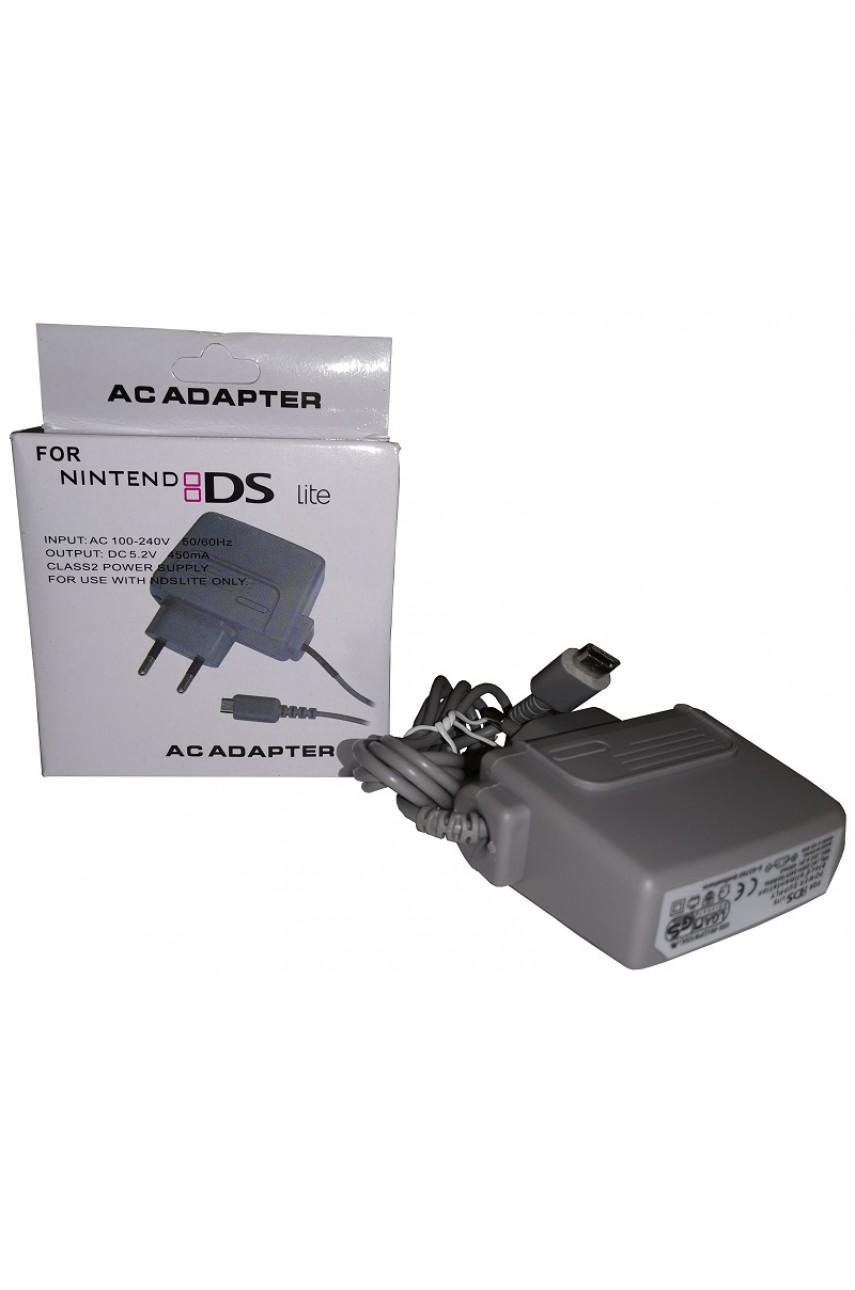 Зарядное устройство от сети для Nintendo DS Lite