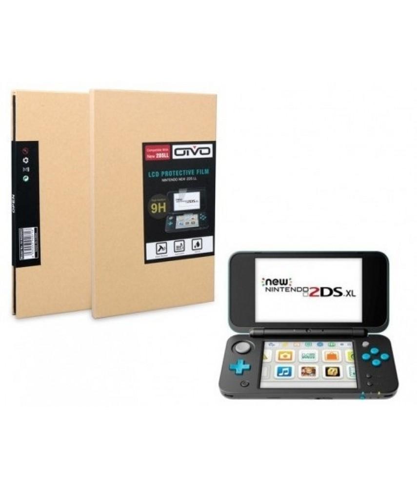 Защитные плёнки для NEW Nintendo 2DS XL (OIVO IV-N2D002)