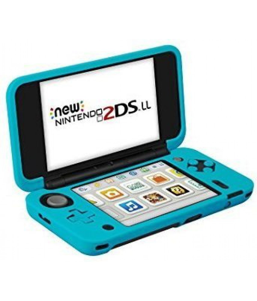 Силиконовый чехол для NEW Nintendo 2DS XL