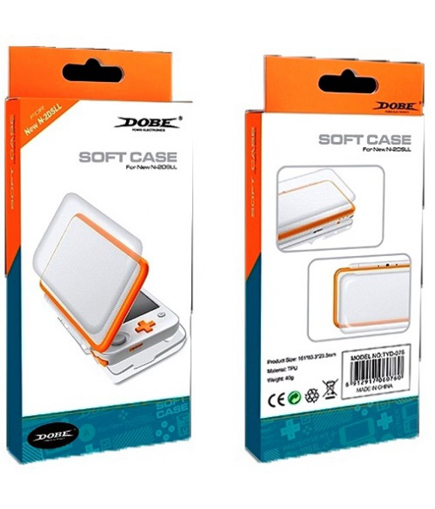Soft Case для NEW Nintendo 2DS XL (DOBE TYD-076)