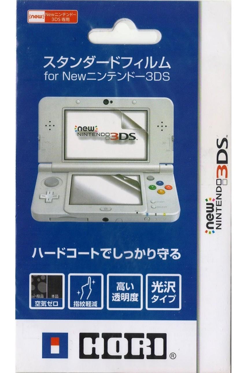 Защитная пленка на экранов 3DS/New 3DS - Screen Protector Film (HORI)