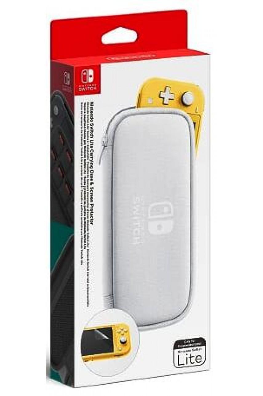 Чехол и защитная плёнка для Nintendo Switch Lite