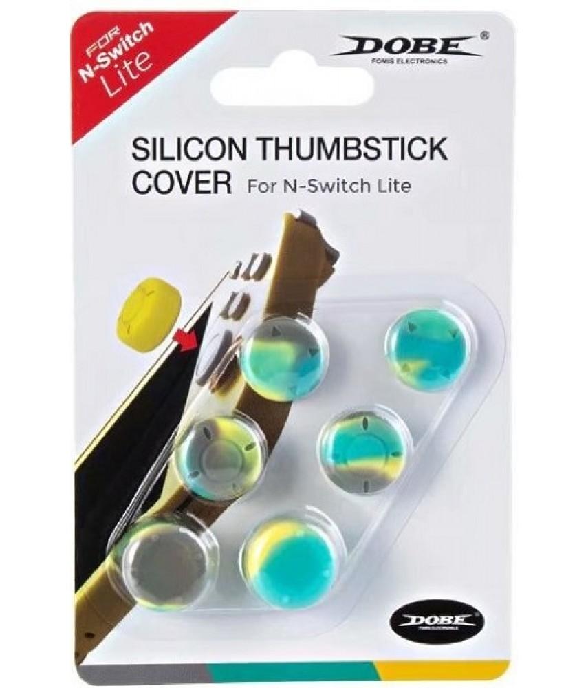 Набор силиконовых насадок для Nintendo Switch Lite (DOBE TNS-877C)