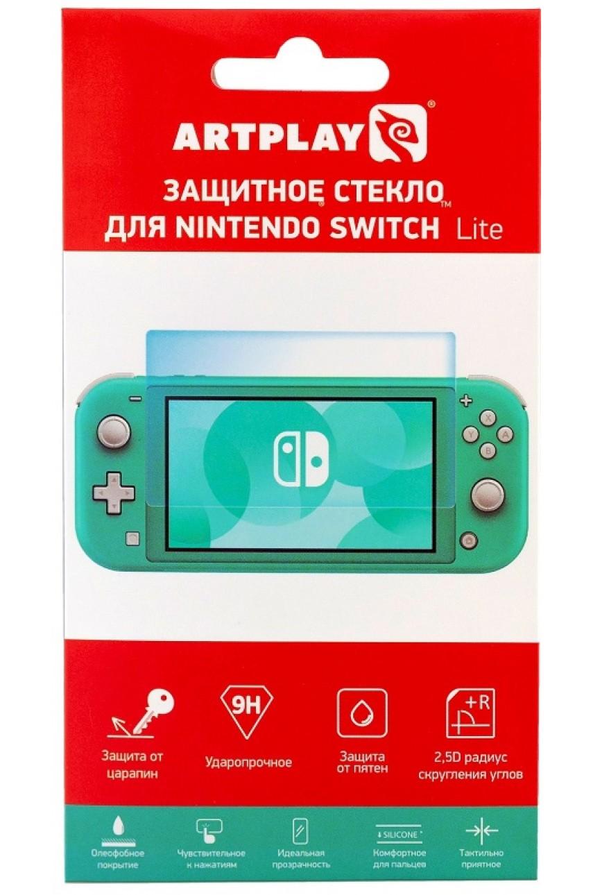 Защитное стекло для Nintendo Switch Lite (Artplays NSL-TG1)