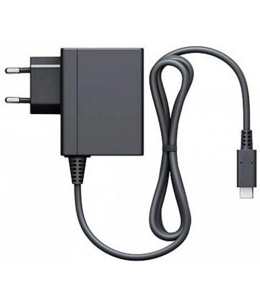 Блок питания (AC Adapter 220V) для Nintendo Switch (mimd-381)