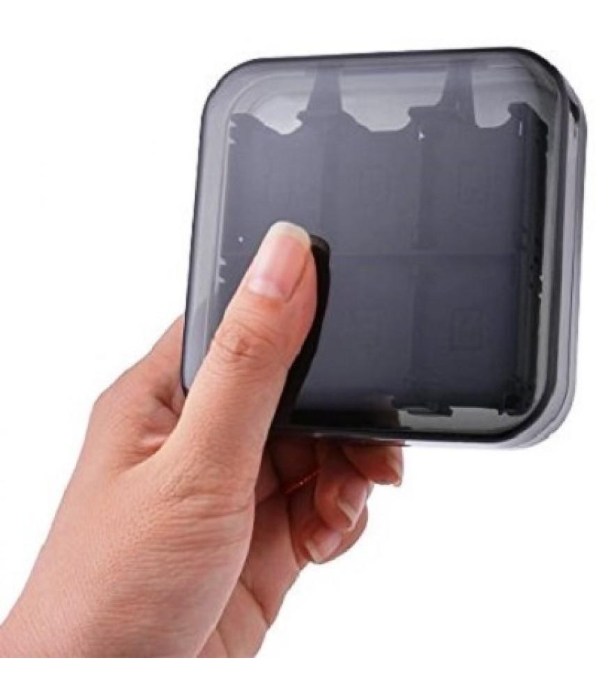 Защитный кейс для карт (Game Card Case) Nintendo Switch (24 в 1)