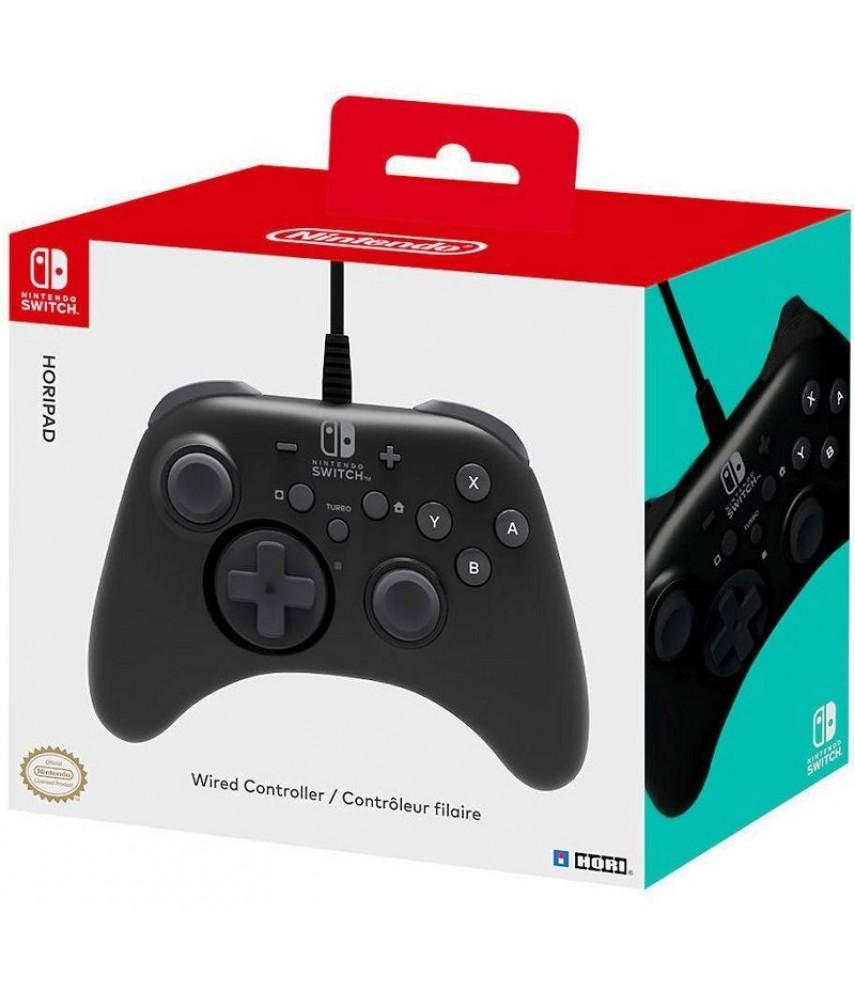 Проводной HORIPAD для Nintendo Switch