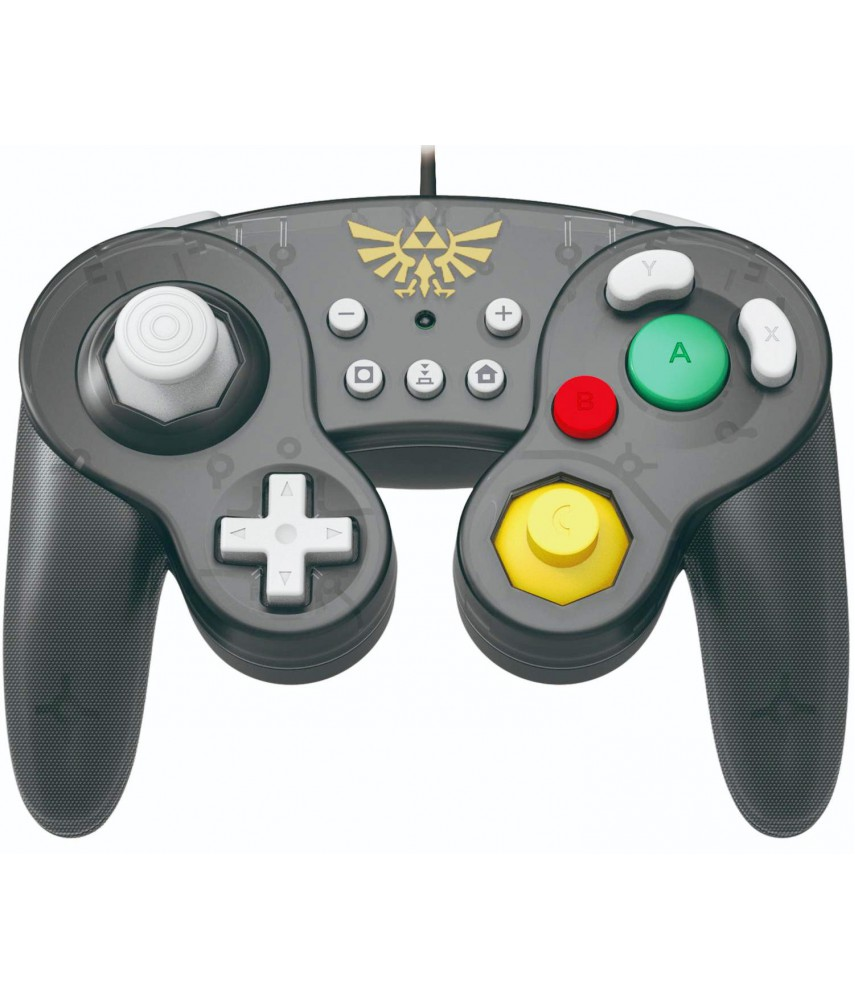 Геймпад Battle Pad Zelda для Nintendo Switch (Hori NSW-108U)