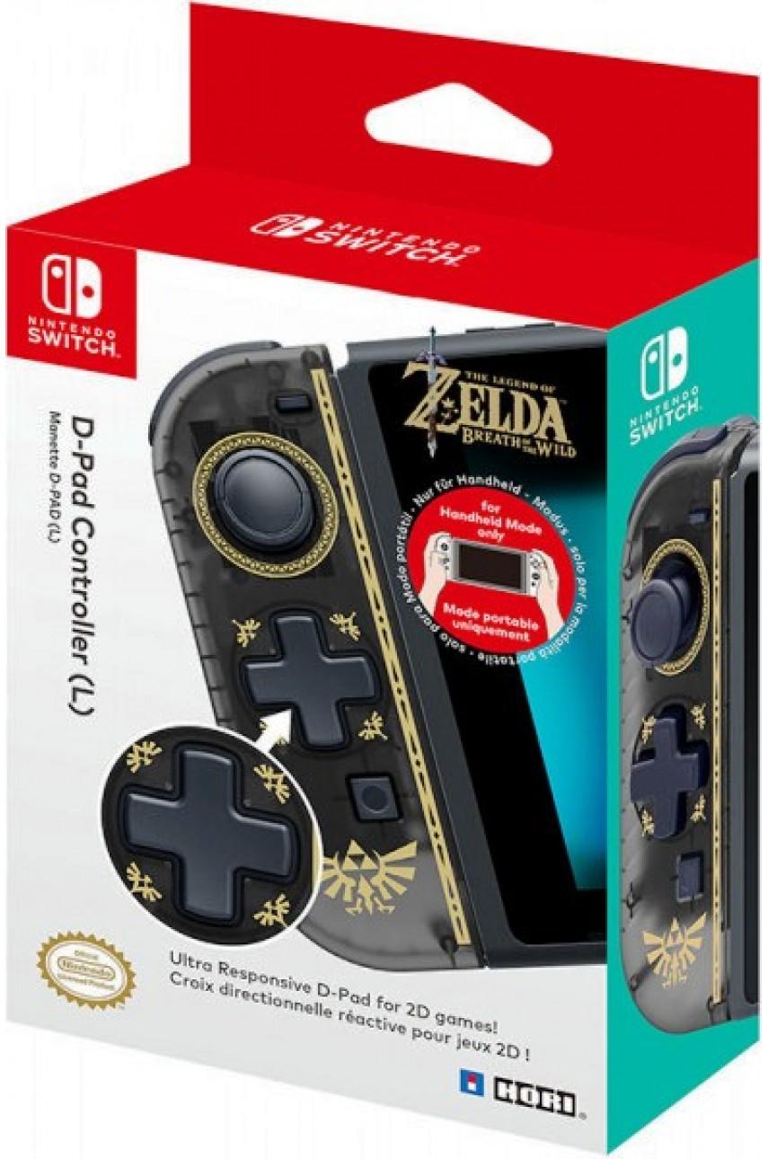 Контроллер D-PAD Zelda (L) для Nintendo Switch (Hori NSW-119E)