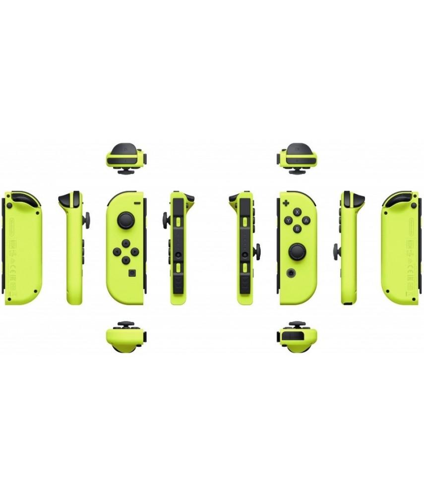 Геймпад Nintendo Switch Joy-Con controllers Duo (жёлтый)