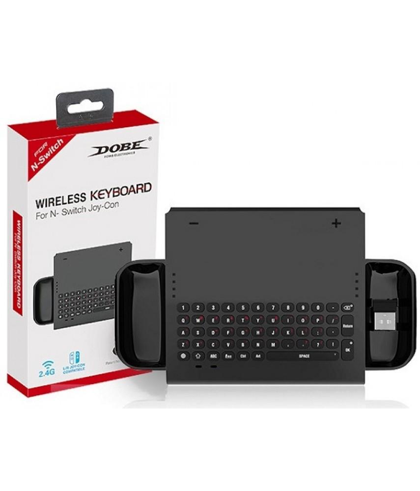Беспроводная клавиатура для Nintendo Switch (DOBE TNS-1702)