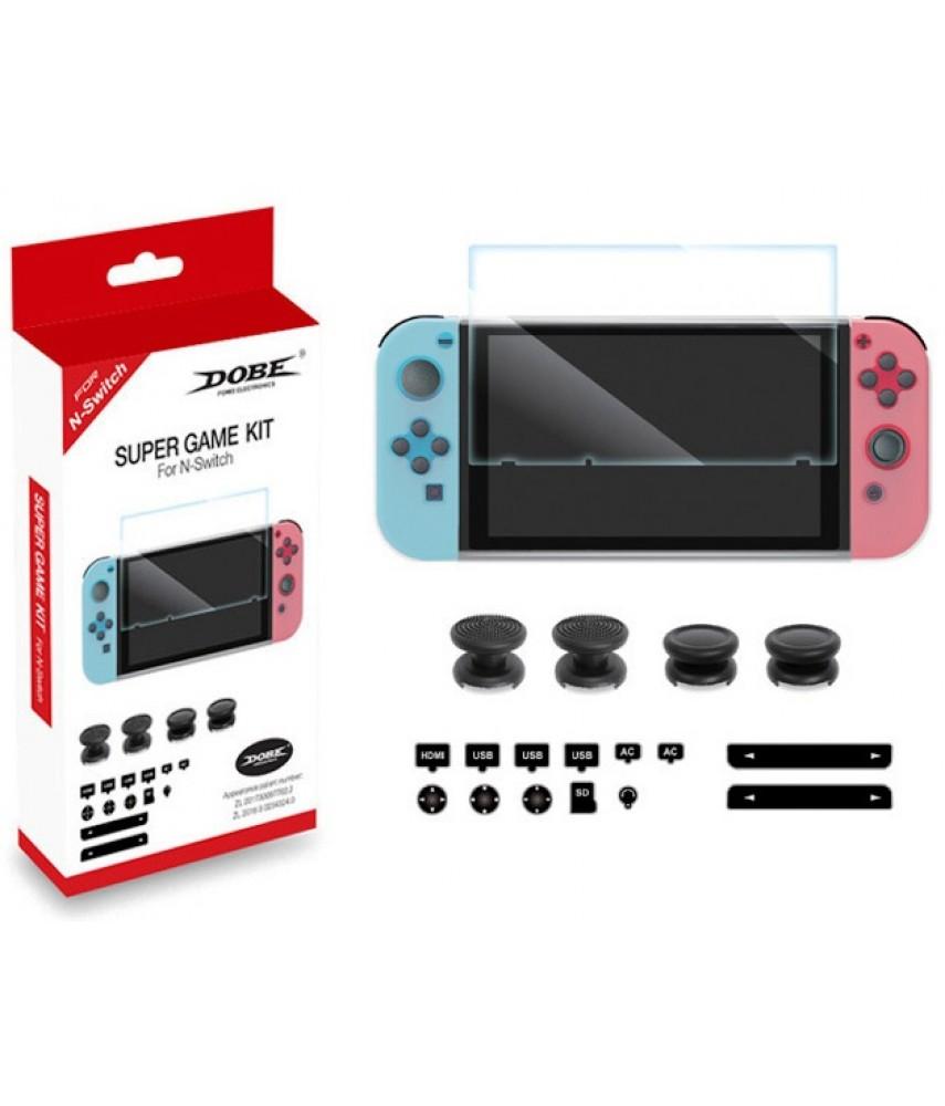 Набор Super Game Kit для Nintendo Switch (DOBE TNS-1854)