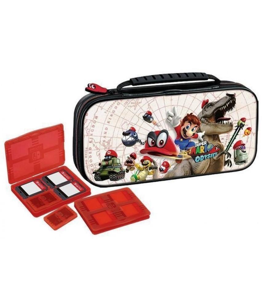 Набор Game Traveler Deluxe Travel Case Nintendo Switch