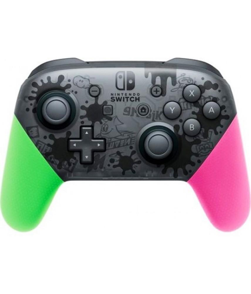 Pro Controller Splatoon 2 для Nintendo Switch