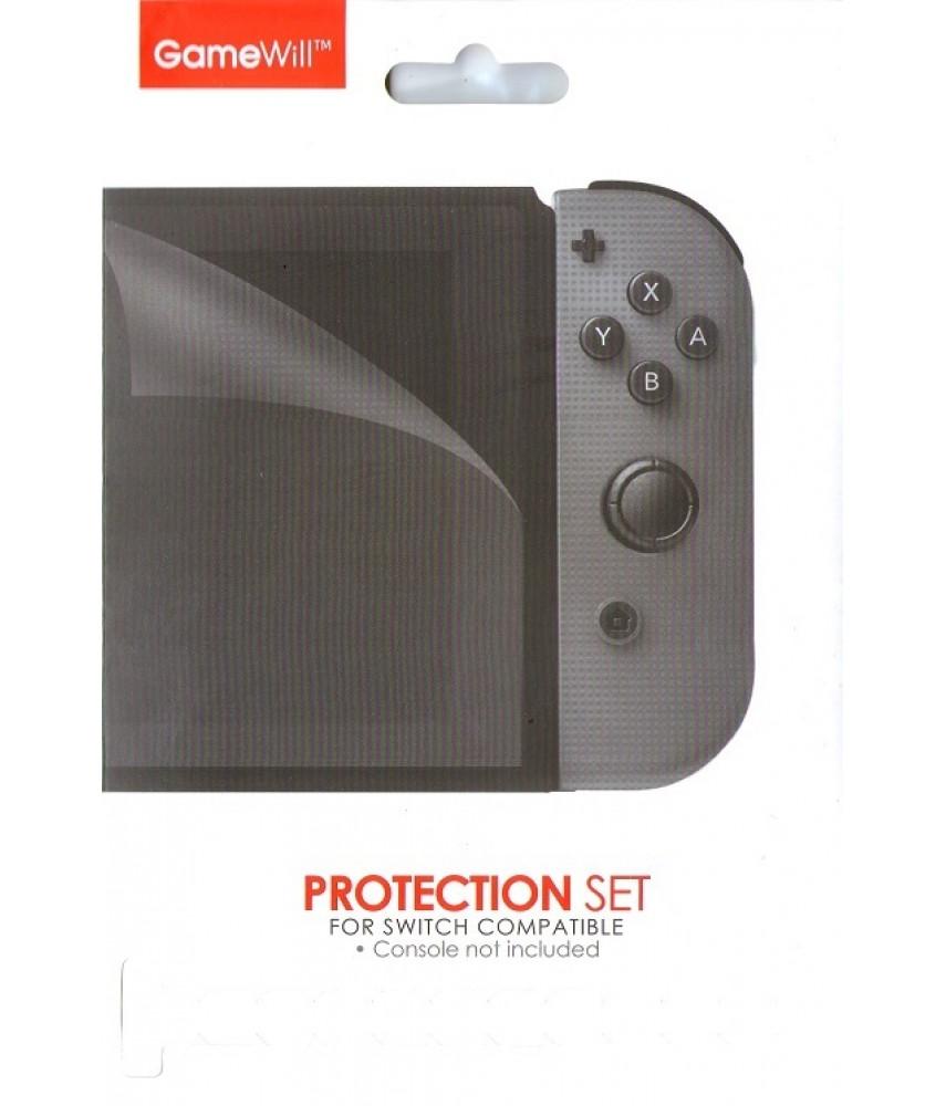 Защита экрана для Nintendo Switch (GameWill IX-SW005)