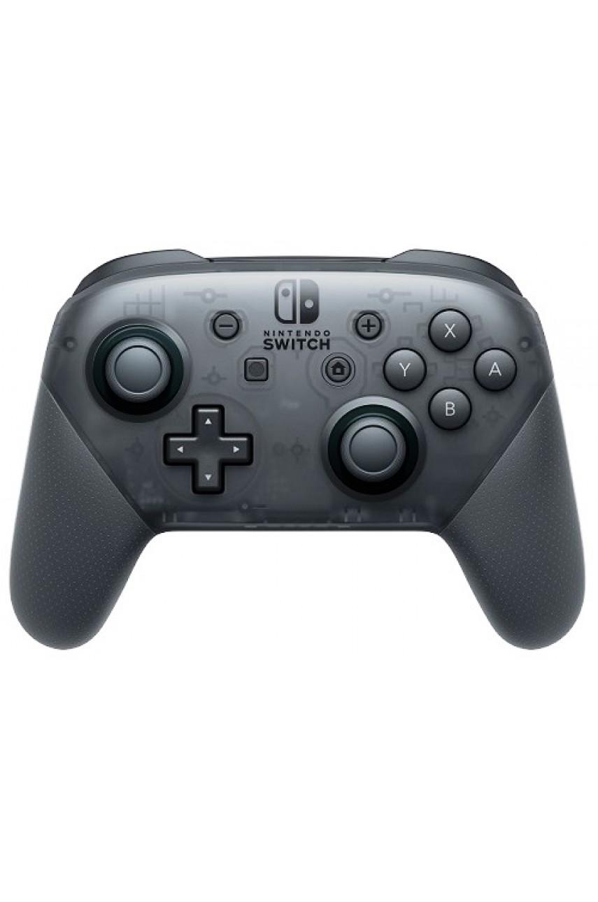 Игровой контроллер Nintendo Switch Pro Controller