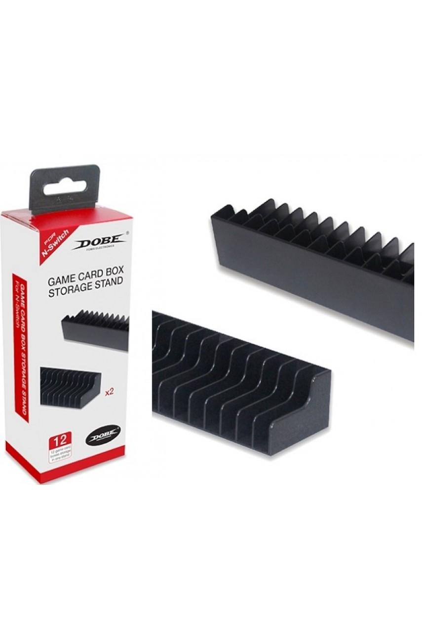 Подставка Game Card Box Storage Stand Nintendo Switch (DOBE TNS-857)