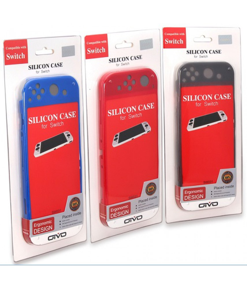Silicon Case Nintendo Switch (OIVO IV-SW031)