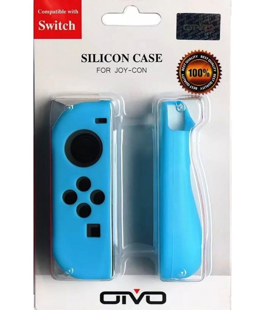 Силиконовый чехол для Joy-Con Nintendo Switch (OIYO IV-SW005)