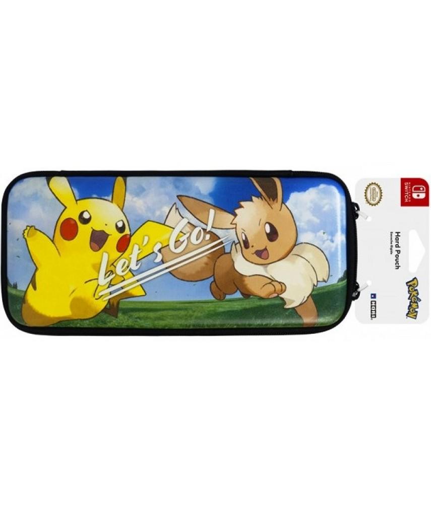 Чехол Hori Let's Go! для Nintendo Switch
